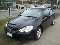2003 Acura RSX type S low kms