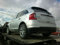 Parting Out Ford Edge 2012 - Airbags, Dash and More - SAVE $$$