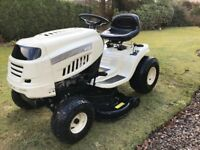 Ride on mower - as new