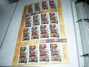 New Canada Stamps Full Sheets Regina Regina Area image 3