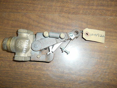 Cable Controled Kingston Valve For John Bean And Fmc Sprayers---part 1244922