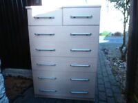 Free Chest of Drawers - repairable faults