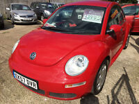 Volkswagen Beetle 1.9TDI 2008MY