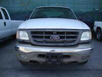 2002 Ford F150 4x4, pickup truck, extended cab 4-D, V8 4.6L