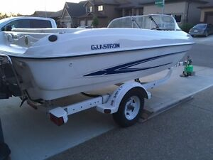 2005 Glastron MX 175 in excellent shape and water ready