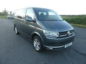 VOLKSWAGEN TRANSPORT COMBI T6 2.0TDI 180 DSG HIGH-LINE