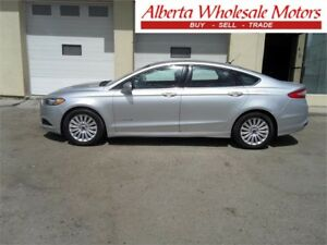 2014 FORD FUSION SE HYBRID EASY FINANCE WE FINANCE ALL