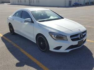 2014 CLA 250 Mint Condition