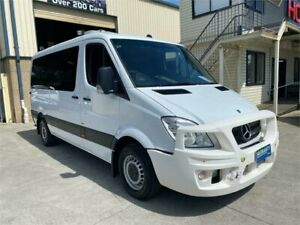 2012 Mercedes-Benz Sprinter NCV3 MY12 319CDI Low Roof MWB 7G-Tronic White 7 Speed Sports Automatic Greystanes Parramatta Area Preview