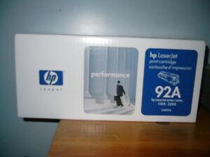 HP Laserjet 1100 Genuine toner / Encre original Gatineau Ottawa / Gatineau Area image 1