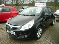 2009 Vauxhall Corsa. BAD CREDIT?NO PROBLEM! Design 1.2