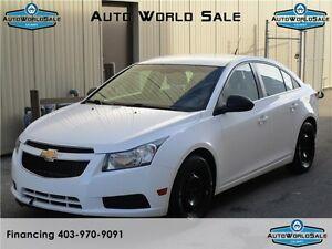 2011 Chevrolet Cruze LS |