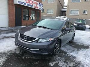 2014 Honda Civic Sedan EX, BACK UP CAMERA,SUNROOF