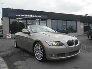 BMW SERIE 3 335I CONVERTIBLE 2007 **TOIT DURE**