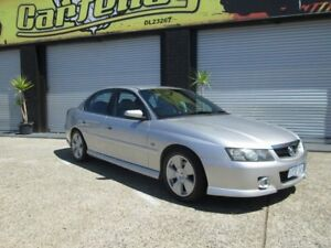 2006 Holden Calais VZ Silver 4 Speed Auto Active Select Sedan