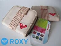 ROXY (by Quiksilver) Purse/Wallet (RRP£20!) + Free 'Fridge' Magnet - Xmas Gift!