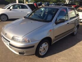 1999 Fiat Punto 60SX 5DR , One Owner, 18200 miles classic just as it was from new full history