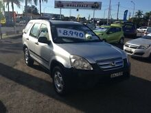 2006 Honda CR-V 2005 Upgrade (4x4) Silver 5 Speed Automatic Wagon Broadmeadow Newcastle Area Preview