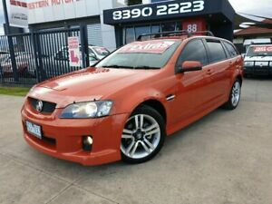 2009 Holden Commodore VE MY09.5 SV6 5 Speed Automatic Sportswagon Deer Park Brimbank Area Preview