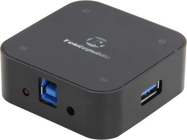 Tek Republic TUH-3400 USB 3.0 4 Port Hub