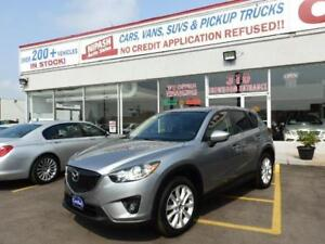 2014 Mazda CX-5 GT AWD NAVI,CAMERA,AUX,USB,1- OWNER NO ACCIDENTS