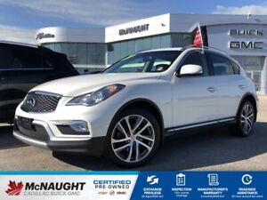 2016 Infiniti QX50 Premium w/Navigation AWD | Power Sunroof | Bo