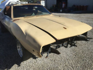 AMC AMX PARTS FOR SALE JAVELIN  1971 to 1974