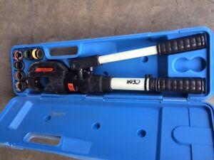 TBM14M Hydraulic Crimper