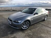 ##REDUCED FOR QUICK SALE## BMW 325i Coupe 2007 (07), Petrol, FSH, Leather, Low Milage 59K