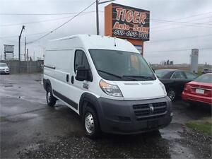 2016 Ram ProMaster 2500**HIGH ROOF***ONLY 35 KMS***6 CYLINDER
