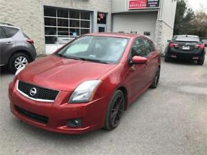 2010 Nissan Sentra SE-R NAVIGATIONS (GARANTIE 1 ANS INCLUS)