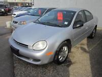CHEAP PRICE, GOOD QUALITY CARS ARE HERE! 2001 DODGE NEON