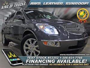 2011 Buick Enclave CXL AWD | Leather | PST PAID