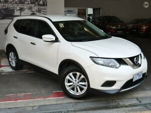 2016 Nissan X-Trail T32 ST X-tronic 4WD White 7 Speed Constant Variable Wagon Doncaster Manningham Area Preview
