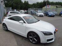 Audi Quattro TDI S LINE (white) 2010
