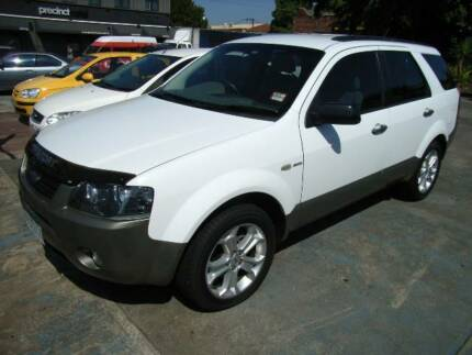 Rent to Buy / Rent to Own 2006 Ford Territory Wagon Cremorne Yarra Area Preview