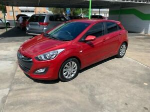 2014 Hyundai i30 5 Door Maroon 6 Speed Automatic Hatchback Casino Richmond Valley Preview