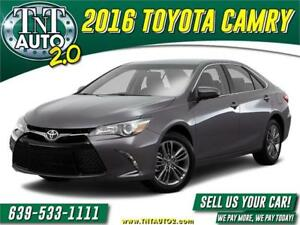 2016 TOYOTA CAMRY-APPLY FOR GUARANTEED INSTANT APPROVAL!