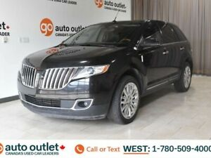 2013 Lincoln MKX AWD, POWER WINDOWS & SEATS, STEERING WHEEL CONT