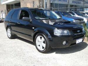 2006 Ford Territory SY Turbo (4x4) Black 6 Speed Auto Seq Sportshift Wagon Wangara Wanneroo Area Preview