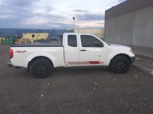 2010 NISSAN FRONTIER 6 SPEED MANUAL
