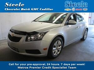 2014 Chevrolet CRUZE LT One Owner...Just off Lease