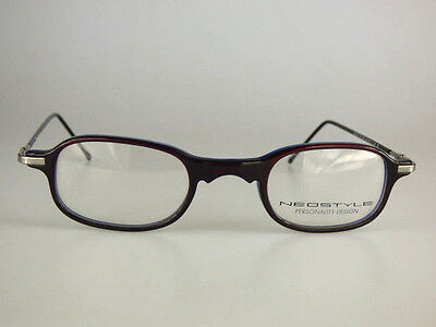 Neostyle Eyeglasses model College 252 Color 074 size 42mm made in Italy