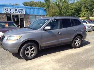 2008 Hyundai Santa Fe GL 5-pass Fully Certified and Etested!