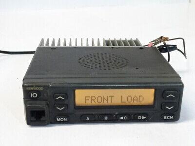 Kenwood Tk-880-2 Ver Uhf Fm Transceiver-mobile Radio