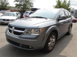 2010 Dodge Journey RT*7 PASSENGER*REAR CAM*LEATHER