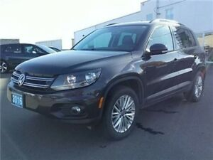 2016 Volkswagen Tiguan 2.0T Special Edition w/4MOTION All Wheel