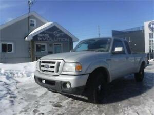 2010 Ford Ranger Sport 151km,EXTRA TIRES, CERTIFIED+WRTY $7490