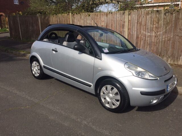 2004 citroen c3 pluriel convertible 790 in gravesend kent gumtree. Black Bedroom Furniture Sets. Home Design Ideas
