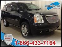 2012 GMC YUKON DENALI 4X4, SUNROOF, NAV, LEATHER, BACKUP CAMERA